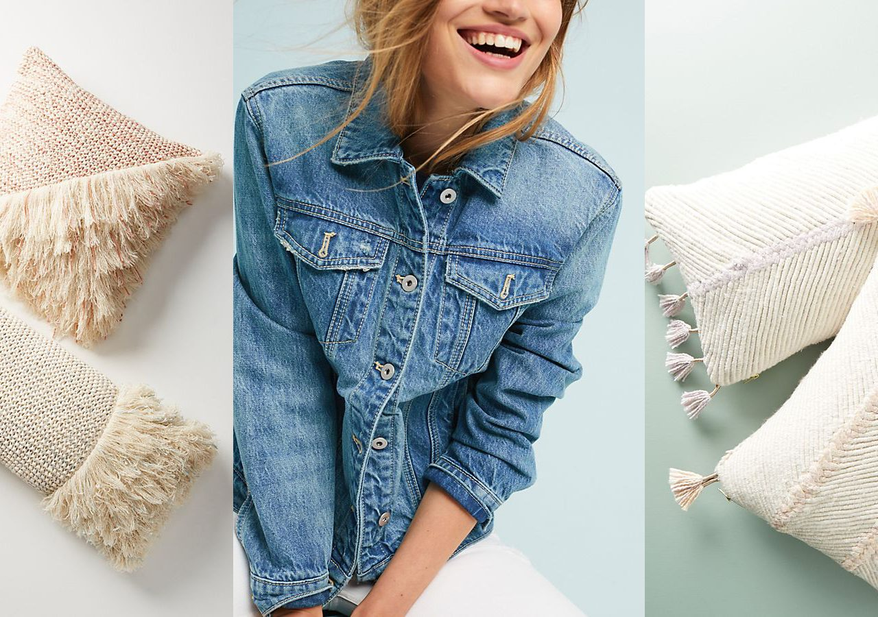 Anthropologie Extra 40% off Sale