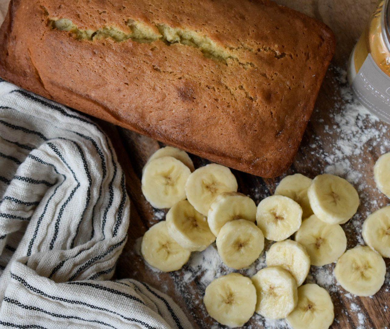 Nanas Banana Bread